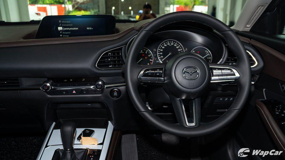 2020 Mazda CX-30 SKYACTIV-G 2.0 Interior 058