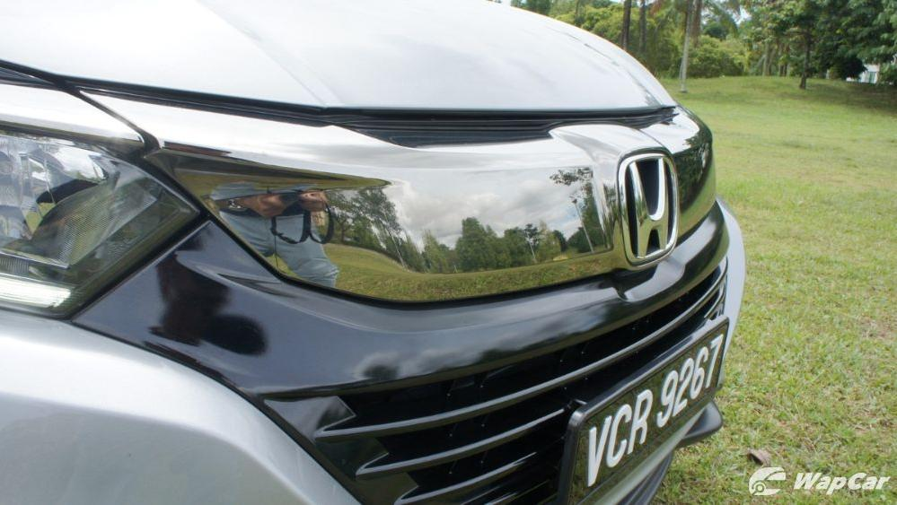 2019 Honda HR-V 1.5 Hybrid Exterior 065