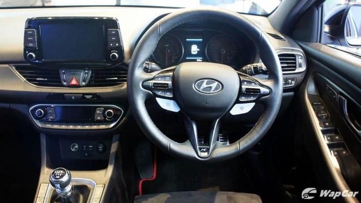 2020 Hyundai i30N Interior 003