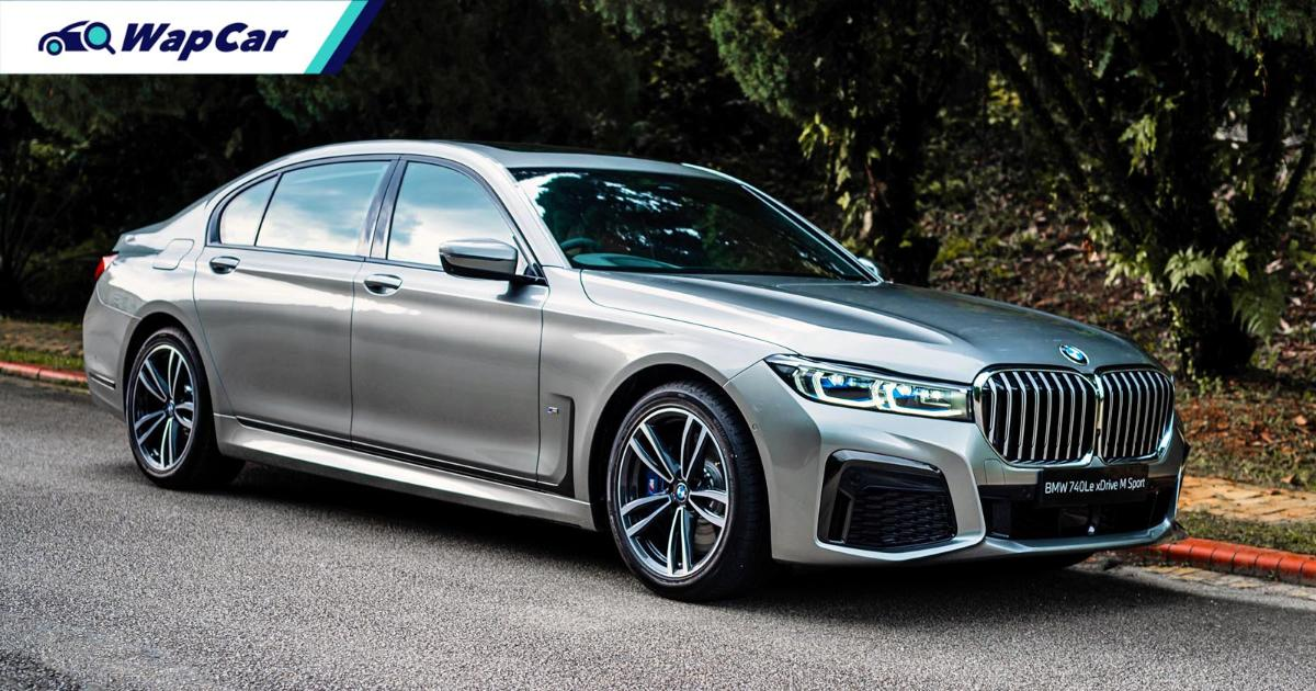 New 2021 G12 BMW 740 Le M Sport launched in Malaysia, priced at RM 623,800 01