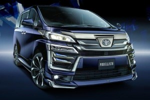 Toyota Vellfire gets 'Goldeneye' treatment, Alphard gets gold badge – coming soon at your local recond dealer?