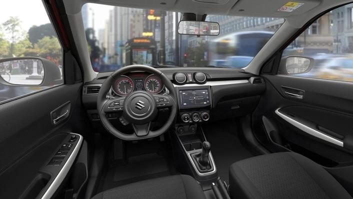 2020 Suzuki Swift International Version Interior 001