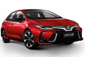 继Vios GR Sport之后,2021 Toyota Corolla Altis GR Sport也将登陆大马?