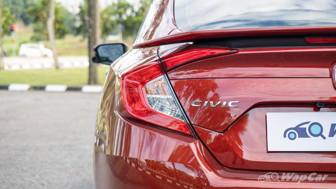 2020 Honda Civic 1.5 TC Premium Exterior 017