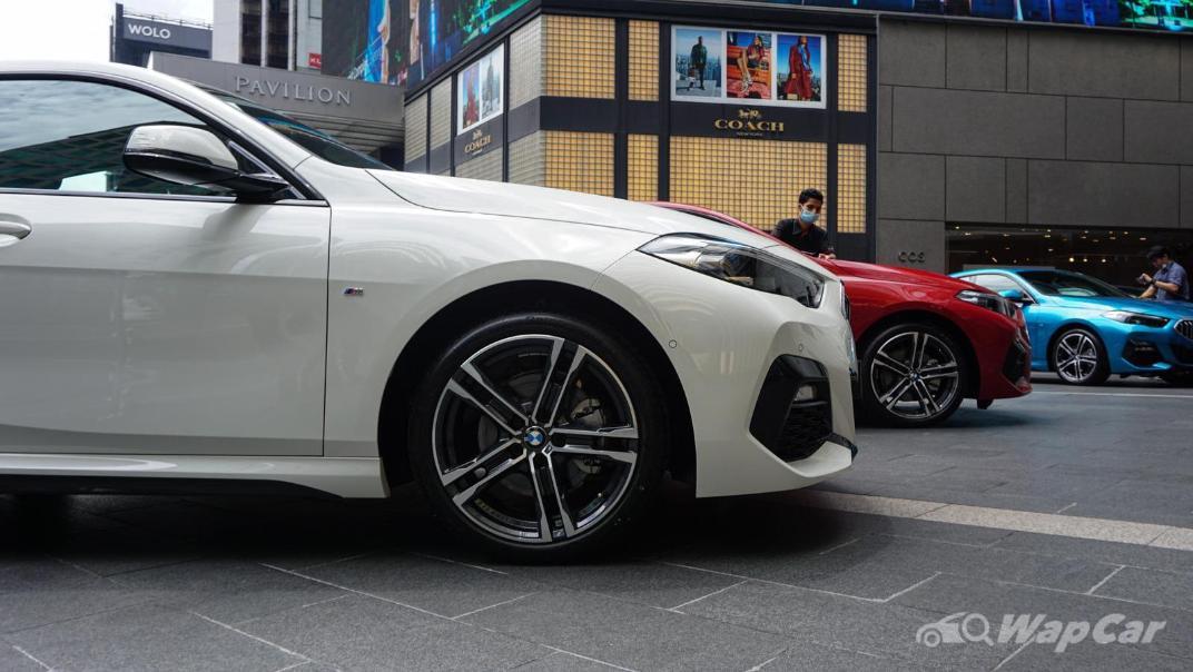 2020 BMW 2 Series 218i Gran Coupe Exterior 078
