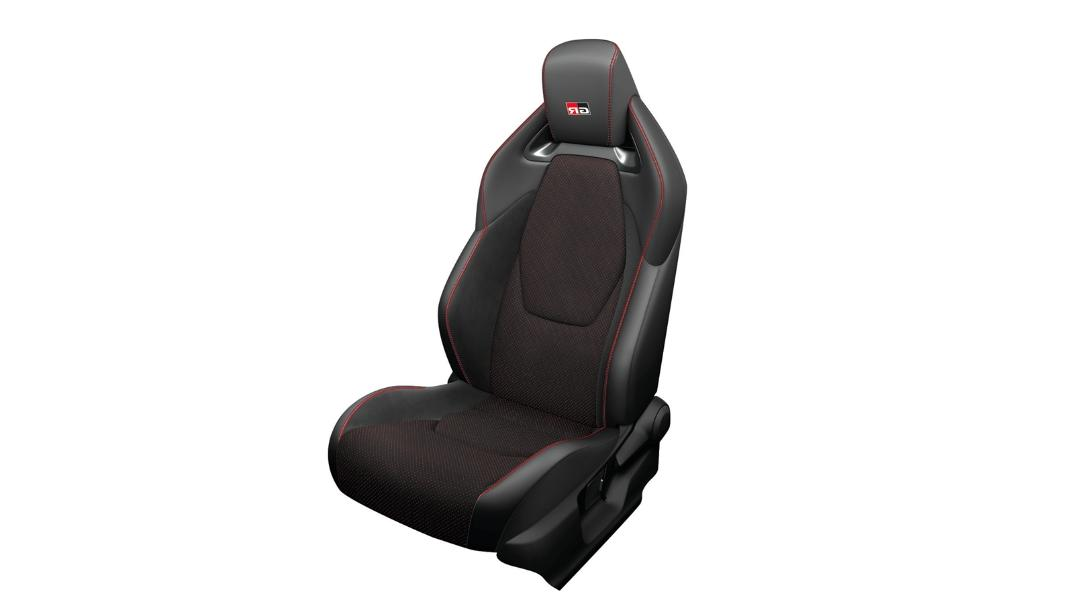 2021 Toyota GR Yaris Interior 055