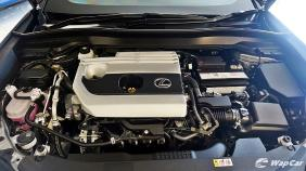 2020 Lexus UX 200 Luxury Exterior 001