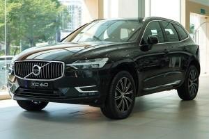 Volvo Car Malaysia memberi potongan sebanyak RM 17,968 untuk kesemua model CKD