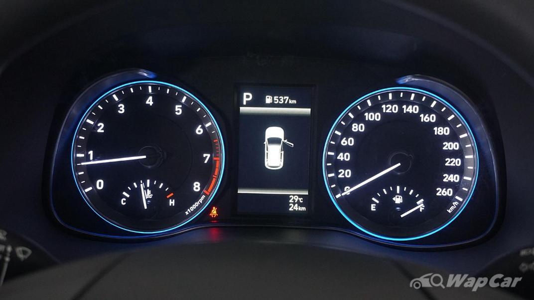2021 Hyundai Kona 2.0 Standard Interior 025