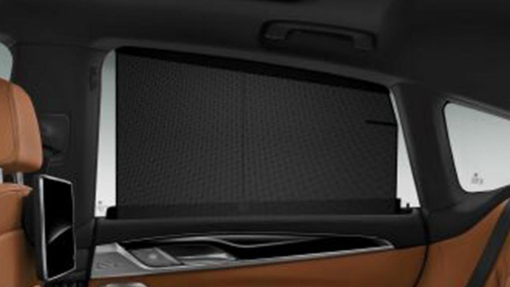 BMW 6 Series GT (2019) Interior 014