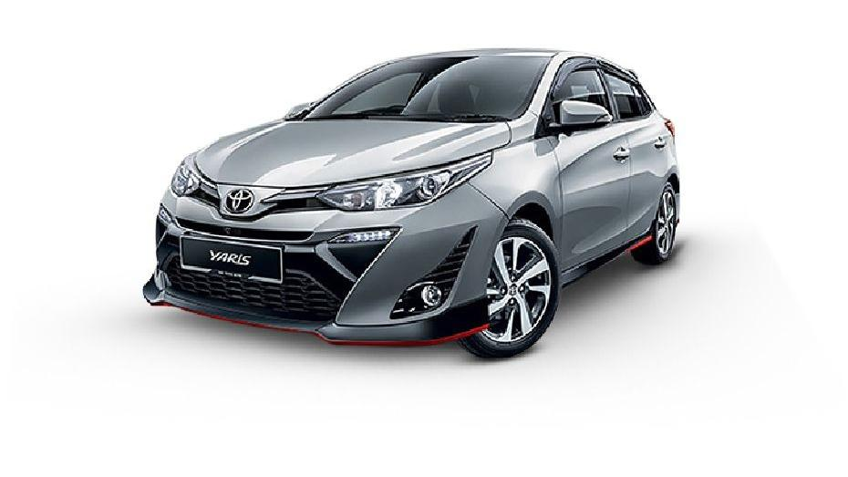 Toyota Yaris (2019) Others 002