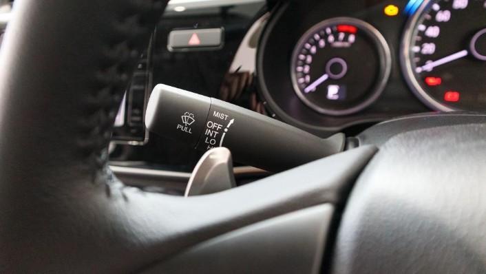 2018 Honda City 1.5 V Interior 007