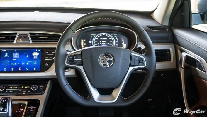 2020 Proton X70 1.8 Premium 2WD Interior 006