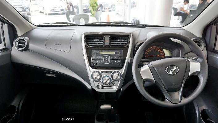 2019 Perodua Axia GXtra 1.0 AT Interior 001