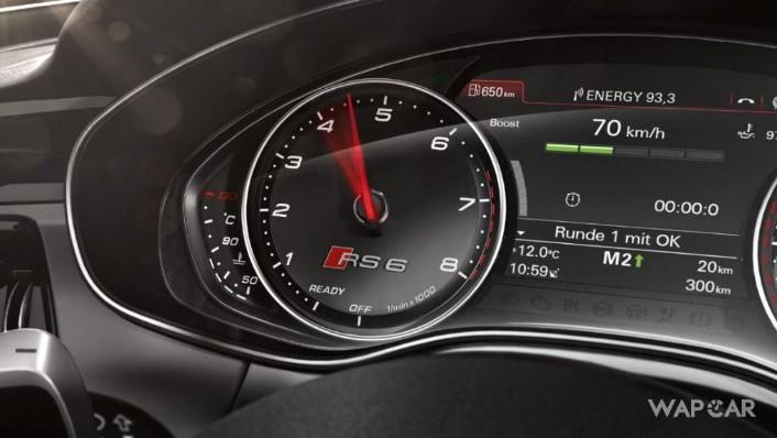2020 Audi RS6 Avant Interior 003