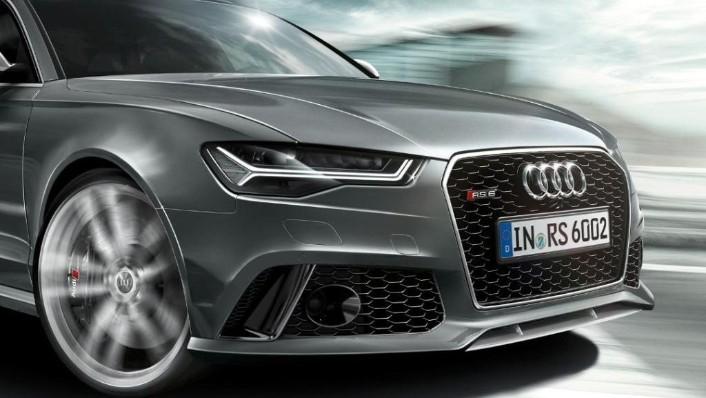 2020 Audi RS6 Avant Exterior 005
