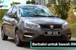 Ringkasan: Proton Saga, sangat berbaloikah untuk bawah RM 40 ribu?