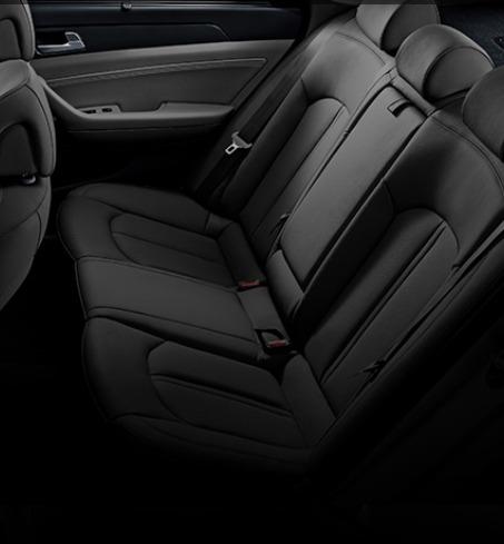 Hyundai Sonata (2017) Interior 007