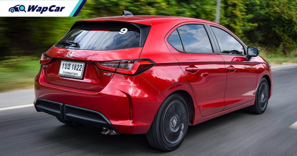 Malaysia-bound 2021 Honda City Hatchback - All your questions answered 01