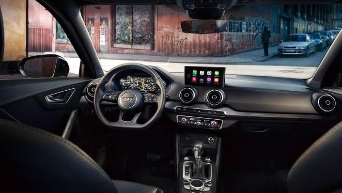 Audi Q2 (2019) Interior 003