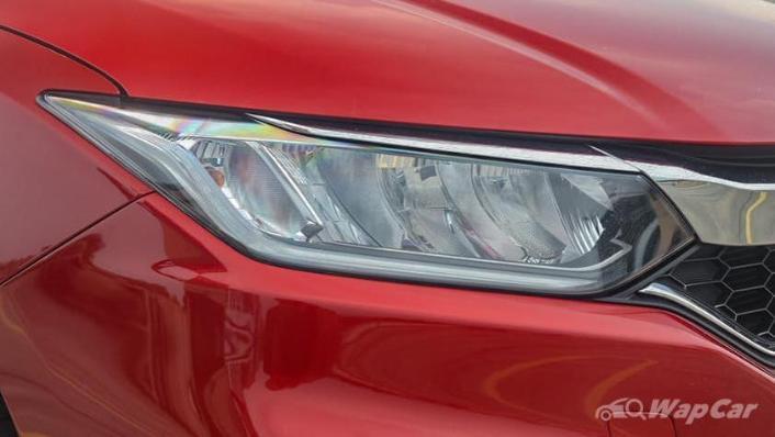 2018 Honda City 1.5 V Exterior 010