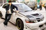 Jackie Chan once redesigned a Mitsubishi Lancer Evo, how did this weird partnership begin?
