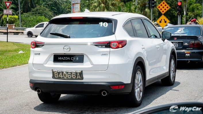 Mazda CX-8 Public (2019) Exterior 007