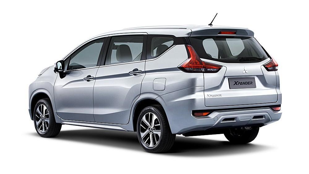 2020 Mitsubishi Xpander Upcoming Version Exterior 038