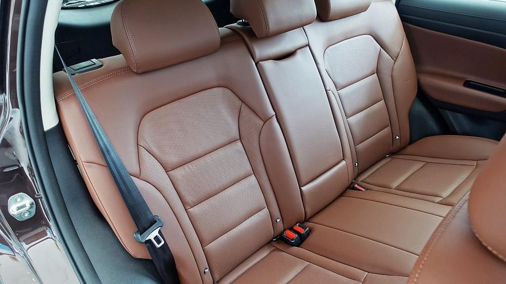 2018 Proton X70 1.8 TGDI Premium 2WD Interior 058