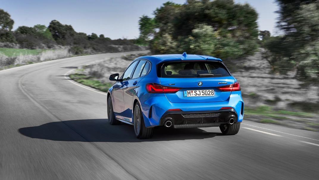 2020 BMW 1 Series M135i xDrive Exterior 009