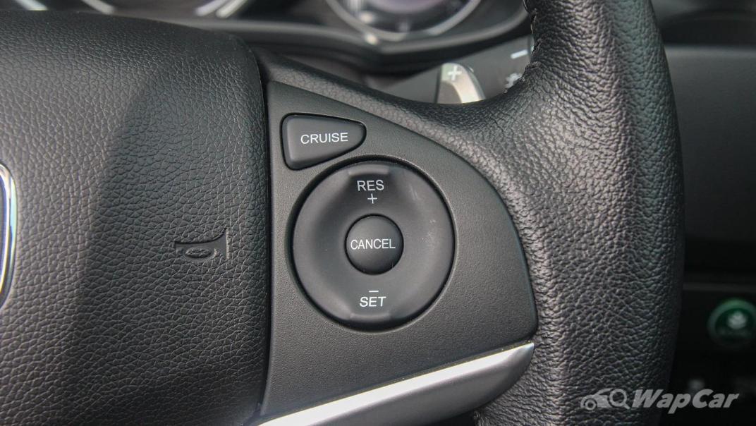 2019 Honda Jazz 1.5 V Interior 007