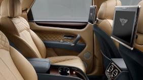 Bentley Bentayga (2018) Exterior 004