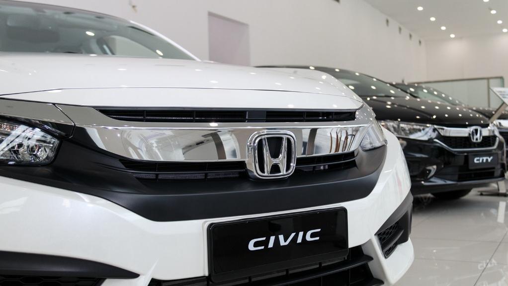 2018 Honda Civic 1.5TC Premium Exterior 019