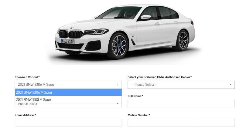 BMW 5 Series G30 facelift (LCI) 2021 diacah di Malaysia – varian 520i bakal digugurkan? 02