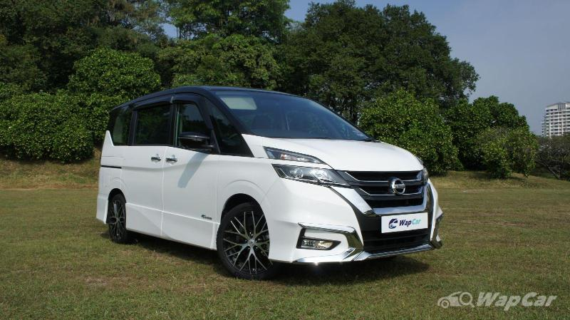 Nissan Serena vs Toyota Voxy: Which family MPV should you get? 02