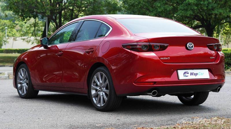 Hyundai Elantra vs Mazda 3 sedan - Hyundai kini lebih premium berbanding Mazda? 02