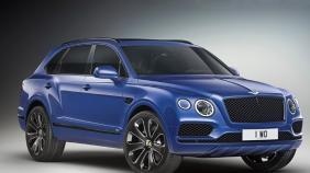 Bentley Bentayga (2019) Exterior 006