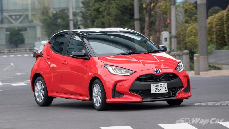 Sales of Honda Jazz keeps falling in Japan, but it's just not because of Toyota Yaris 02