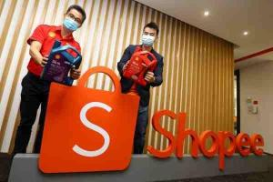 Genuine Shell lubricants now on Shopee? It's true!
