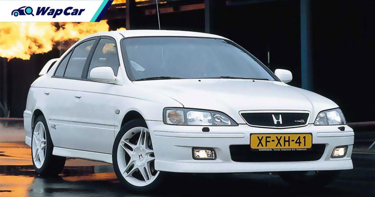 The Type R few remember – Honda Accord Type R 01