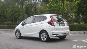 2019 Honda Jazz 1.5 Hybrid Exterior 007