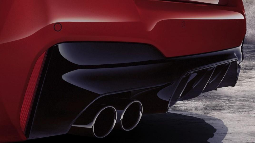 2020 BMW M5 Exterior 055