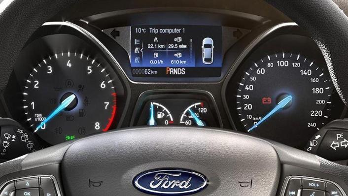 Ford Focus Sedan (2017) Interior 003