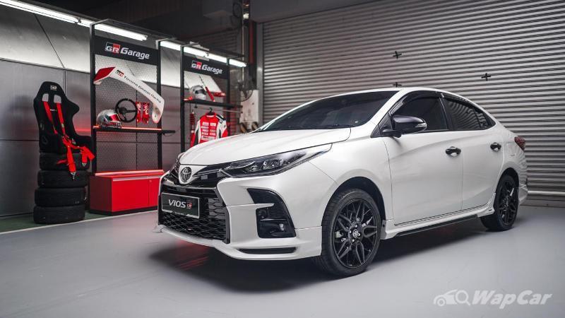 Kebaikan & Kekurangan: Toyota Vios GR-S 2021, prestasi GR-Sebenar atau prestasi Tipu-R? 02
