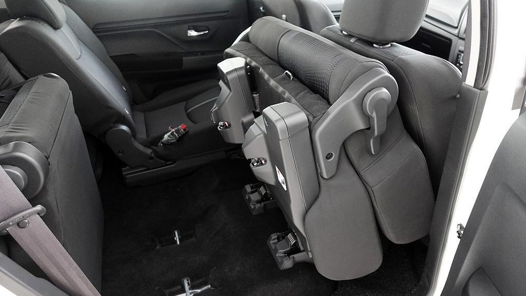 2019 Perodua Aruz 1.5 X Interior 049