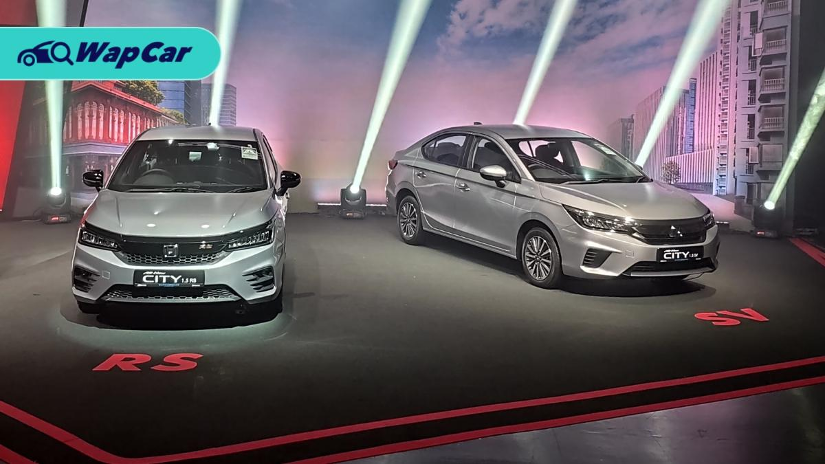 All-new 2020 Honda City debuts in Singapore: New 1.5L DOHC engine, from SGD 93k 01