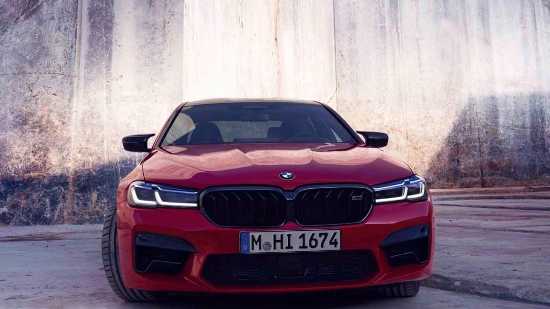 2020 BMW M5 Exterior 025