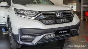 2021 Honda CR-V 1.5 TC-P 4WD Exterior 010