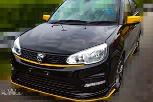 Spied: The 2020 Proton Saga Anniversary Edition leaked ahead of official debut