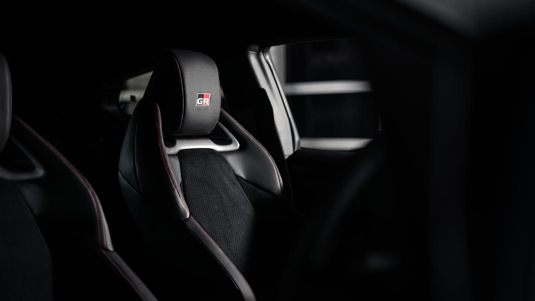 2021 Toyota GR Yaris Interior 053